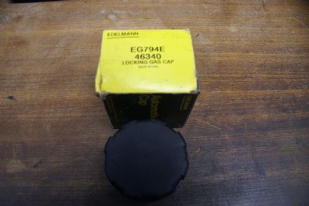 Non Locking Gas Cap,Edelmann 46340,New